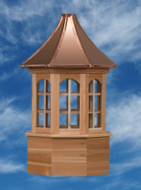 Amish Built Salisbury Cupola