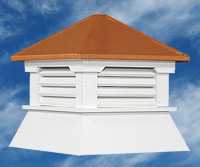 Amish Built Shed Cupola