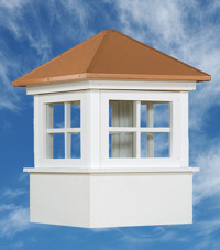Amish Built Ellsworth Cupola