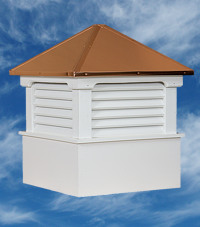 Amish Built Hamlin Cupola