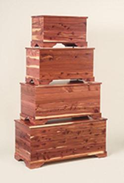Amish Basic Cedar Hope Chest