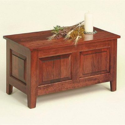 Amish Shaker Cherry Hope Chest