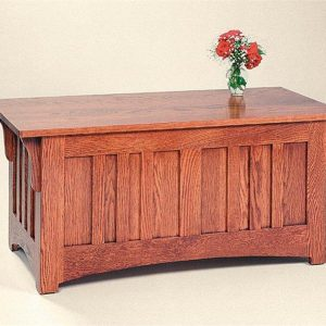 Amish Mission Oak Hope Chest