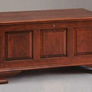 Classic Panel Cherry Hope Chest