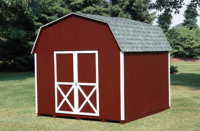 Make an Amish Shed