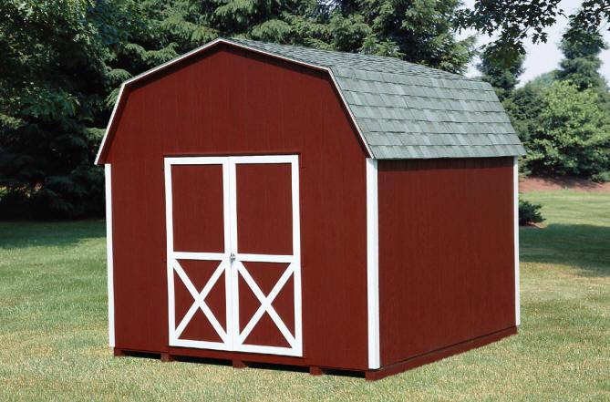 Make an Amish Shed