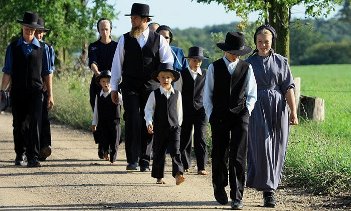Amish People – A Trip Back in Time