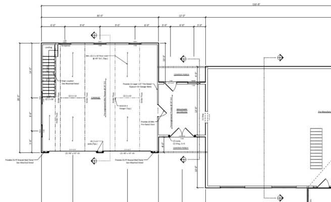 03 attached floor plan 1st 656x400 Blue Prints And Plans