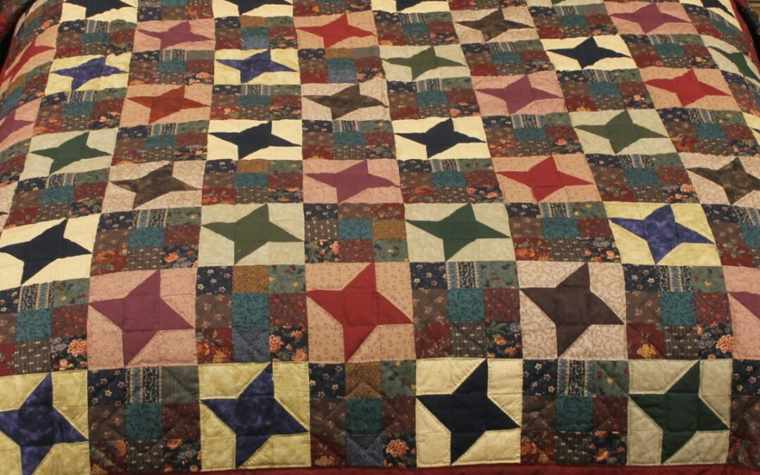 A Short History of Amish Quilting Styles