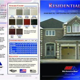 Overhead Garage Doors 2019 Page 1 280x280 Garage Upgrades & Options
