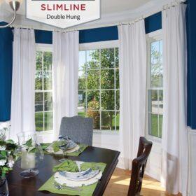 Upgraded Option harvey slimline single double hung vinyl windows Page 1 280x280 Garage Upgrades & Options